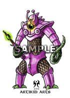 Alien Arcanist