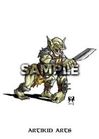 Savage Pig-faced Orc