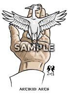 Bird Statuette