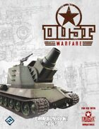 Dust Warfare: Campaign Book Hades