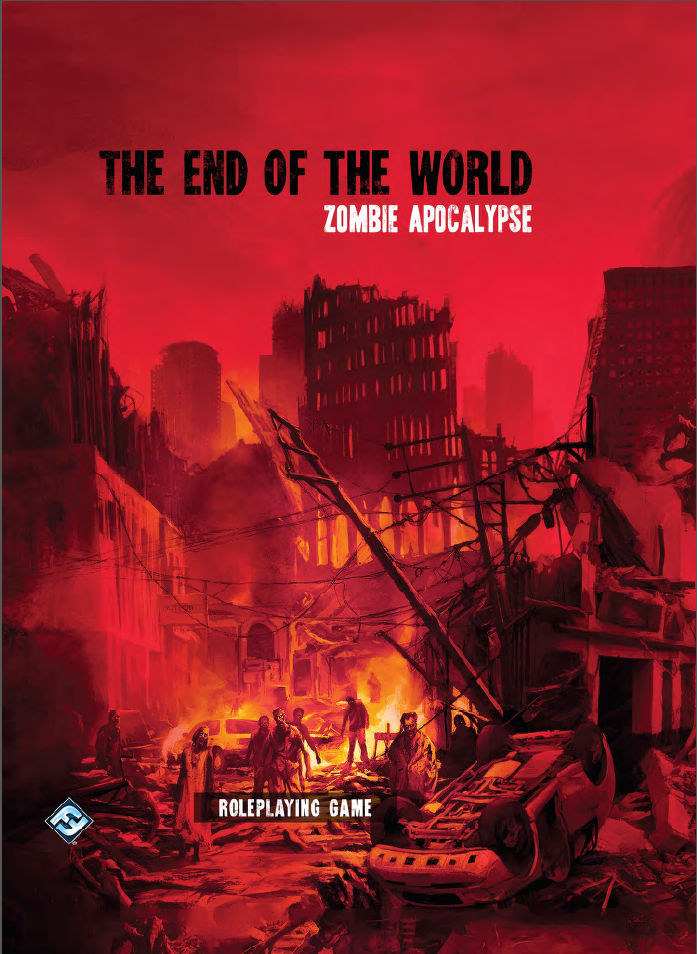 The End Of The World: Zombie Apocalypse - Fantasy Flight Games | The End of the World