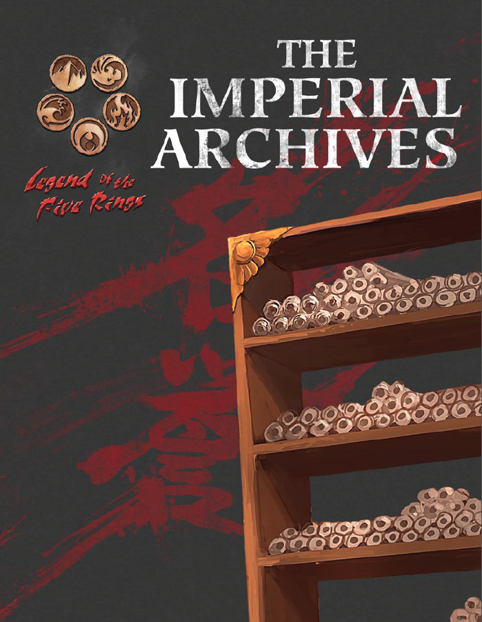 Legend of the Five Rings: Imperial Archives