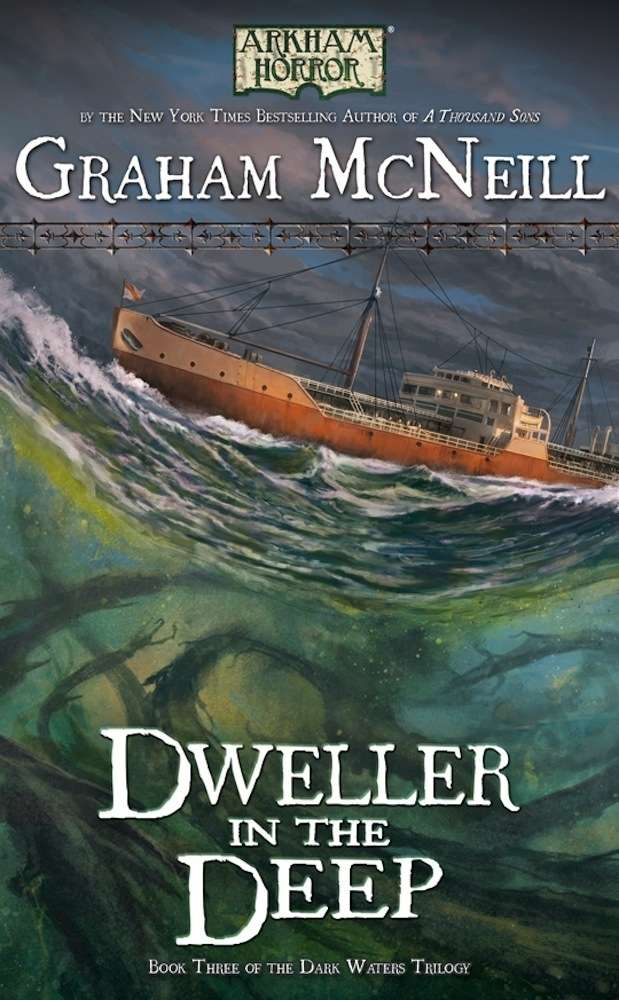 Arkham Horror Dweller in the Deep The Dark Waters