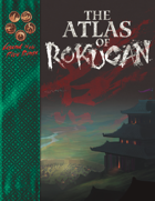 Legend of the Five Rings: Atlas of Rokugan