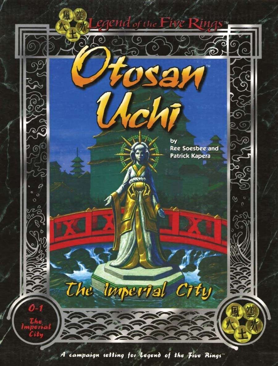 Otosan uchi fantasy flight games legend of the five rings 1st quick preview fandeluxe Gallery