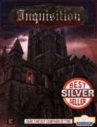 Inquisition: Genesys Medieval Dark Fantasy Setting