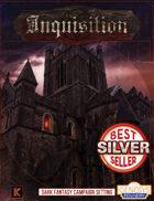 Inquisition: Genesys Medieval Dark Fantasy Setting