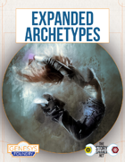 Expanded Archetypes - The Story Spanner