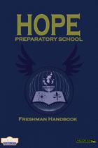 Hope Prep School Freshman Handbook - Genesys Edition
