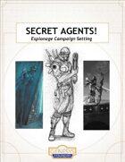 Secret Agents!