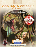 Zanagan Zoology: Part 1
