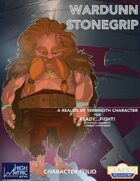 Ready....Fight! Micro-Supplement 03: Wardunn Stonegrip