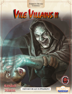 Vile Villains 2