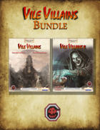 Vile Villains [BUNDLE]