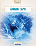 A Wintry Death - Adventure for Genesys RPG