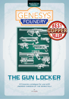 The Gun Locker : A Genesys Android Shadow of the Beanstalk Firearms Catalogue