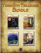 Terrinoth Treasures 4 [BUNDLE]