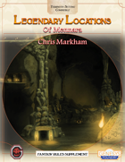Legendary Locations of Mennara