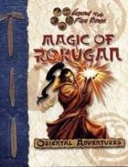Magic of Rokugan