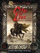 City of Lies Box Set