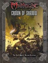 Cover of Crown of Shadow