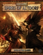 Warhammer Fantasy Roleplay 2nd Edition: Spires of Altdorf