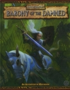 Warhammer Fantasy Roleplay 2nd Edition: Barony of the Damned