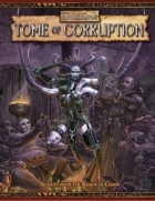Warhammer Fantasy Roleplay 2nd Edition: Tome of Corruption