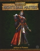 Warhammer Fantasy Roleplay 2nd Edition: Night\'s Dark Masters