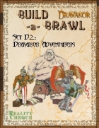 Build-a-Brawl Set D2: Dravakor Adventurers