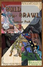 Build-a-Brawl Sampler Pack - Redesigned