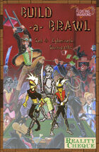 Build-a-Brawl Set 04: Cybernetic Sociopaths