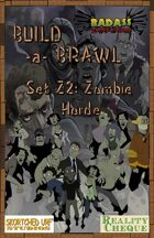 Build-a-Brawl Set Z2: Zombie Horde - Redesigned
