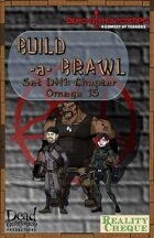 Build-a-Brawl Paper Minis - Demon Hunters Chapter Omega 15