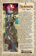 Fear The Red Watch