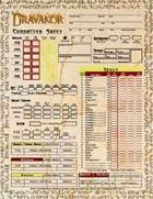 Dravakor Character Sheet