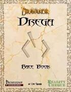 Drega Race Book - Dravakor