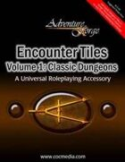 Encounter Tiles Volume 1: Classic Dungeons