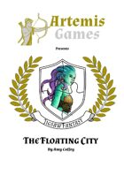 The Floating City - Jigsaw Fantasy (Location - Sea - Culture)