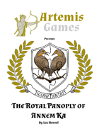 The Royal Panoply of Annem Ka - Jigsaw Fantasy (Gods - Treasures - Culture)