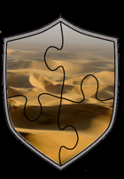 The Sivatag Desert - Jigsaw Fantasy (Location - Ecology - Desert)