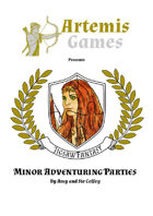 Minor Adventuring Parties - Jigsaw Fantasy (Characters)