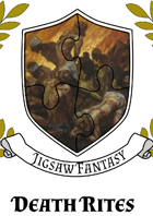 Seven Death Rites - Jigsaw Fantasy (Location - Culture - Religion)