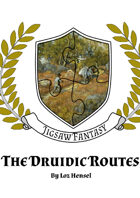 The Druidic Routes - Jigsaw Fantasy Freebie (Location)