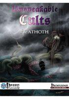 Unspeakable Cults: Azathoth