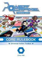 PowerFrame Core Rulebook