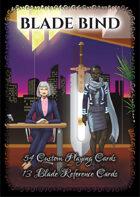 Blade Bind: Cards