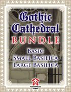 Basic + Small Basilica + Large Basilica [BUNDLE]