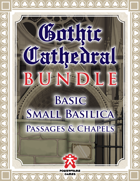 Basic + Small Basilica + Passages & Chapels [BUNDLE]