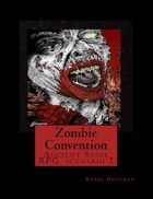 Zombie Convention           Adventure 1